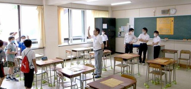 岩手中学のオープンスクールご挨拶