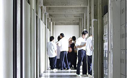 廊下の写真